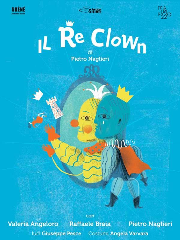 Locandina Il Re Clown